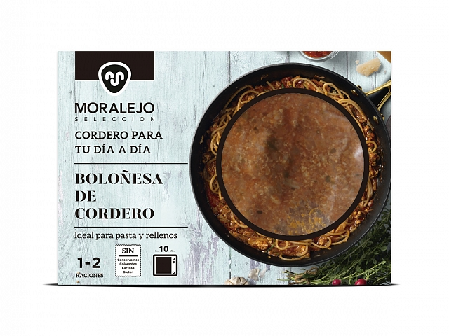Boloñesa de Cordero_8